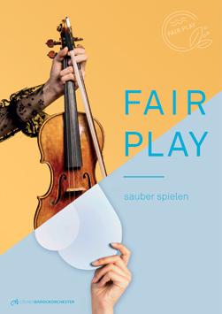 Fair Play: Sauber Spielen